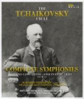 The Tchaikovsky Cycle Frankfurt 199