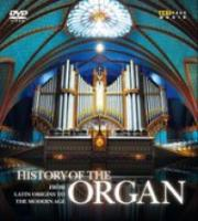 History Of The Organ 4 Dvd's