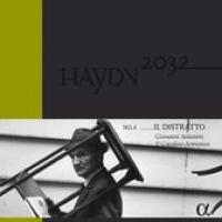 Haydn2032 Vol. 4Il Di S T R At T O