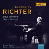 Sviatoslav Richter Plays Schubert Live In Moscow