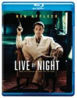 Live By Night (Bluray)