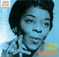 Dinah Washington: Milestones Of A Legend