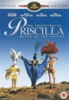 The Adventures Of Priscilla Queen of The Desert (Import met NL)