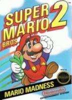 Super Mario Bros 2  Nintendo [NES] Game [PAL]