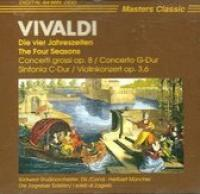 1CD VIVALDI  THE FOUR SEASONS  SUDWESTSTUDIO ORCHESTER | MUNCHER