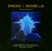 Enigma  MCMXC a.D.   The limited edition  Holographic Cover