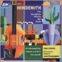 Hindemith: The Complete Works for Viola Vol 1 | Paul Cortese