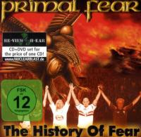 History Of Fear + Cd