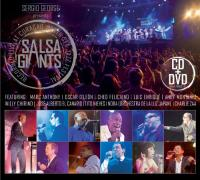 Salsa Giants Cd+Dvd