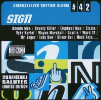 Greensleeves Rhythm 42
