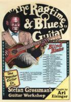 Ragtime & Blues Guitar