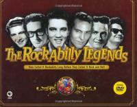 Rockabilly Legends + Dvd