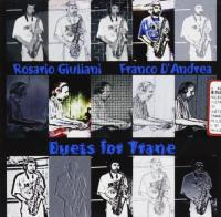 D'Andrea |Duets For Trane