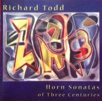 Horn Sonatas Of Three Cen