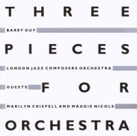 Three Pieces For Orchestr