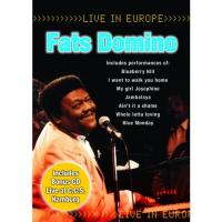 Fats Domino  Live In Europe