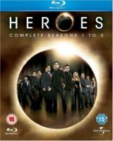 Heroes: Seasons 13  (Import)