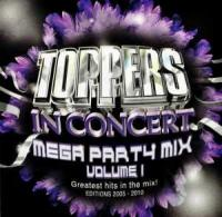 Toppers Megapartymix  Volume 1