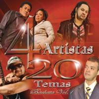 4 Aristas 20 Temas  Bachata Vol. 1
