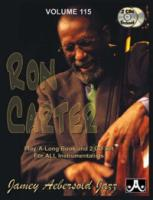 Ron Carter + Book (speciale uitgave)