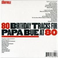 80 Birthday Tracks For Papa Bue At 80
