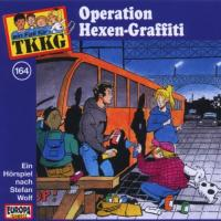 Cd Tkkg 164  Operation HexenGraffiti
