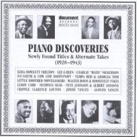 Piano Discoveries: Newly Found Titles...