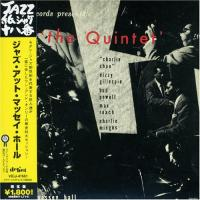 Quintet: Jazz At Massey  (speciale uitgave)