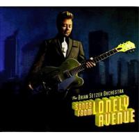 Brian Setzer Orchestra: Songs From Lonely Avenue