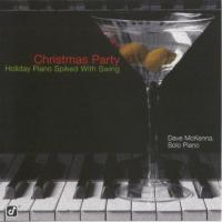 Christmas Party: Holiday Piano Spiked With Swing
