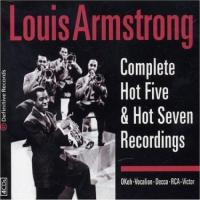 The Complete Hot Five And Hot Seven Recordings (speciale uitgave)