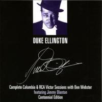 Complete Columbia & RCA Victor Sessions With Ben Webster Featuring Jimmy Blanton: Centennial Edition