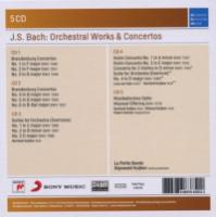Bach Orchestral Works