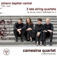 3 Late String Quartets