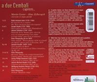 A Due Cembali:Caprices