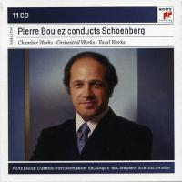 Pierre Boulez Conducts