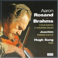 Plays Brahms & Joachim