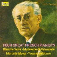 4 Great French Pianists