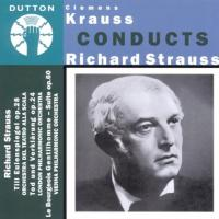 Conducts Richard Straus