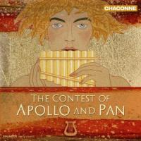 Contest Of Apollo & Pan