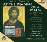 At The Reading Of Psalm O