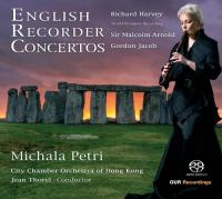 English Recorder Concerto