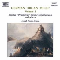 German Organ Music Vol. 1