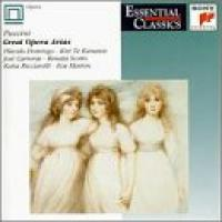 Puccini:Great Opera Arias