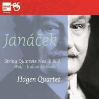 String Quartets No.1 & 2|