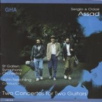 Two Concertos For Two Gui