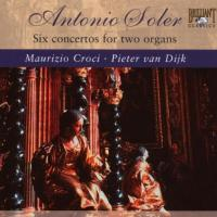 Six Concertos For Two Organs