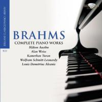 """Brahms; Complete Piano Works"""
