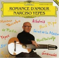 Romance d'Amour | Narciso Yepes