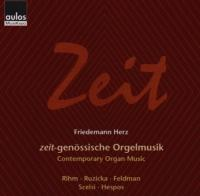 Zeit: Contemporary  Organ Music